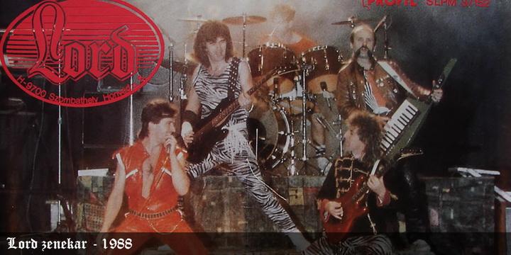 A Lord zenekar képes történelme 1988 - sbs.hu blog