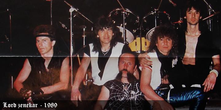 A Lord zenekar képes történelme 1989 - sbs.hu blog