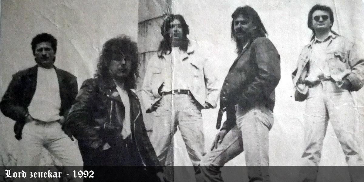 A Lord zenekar képes történelme 1992-3 - sbs.hu blog