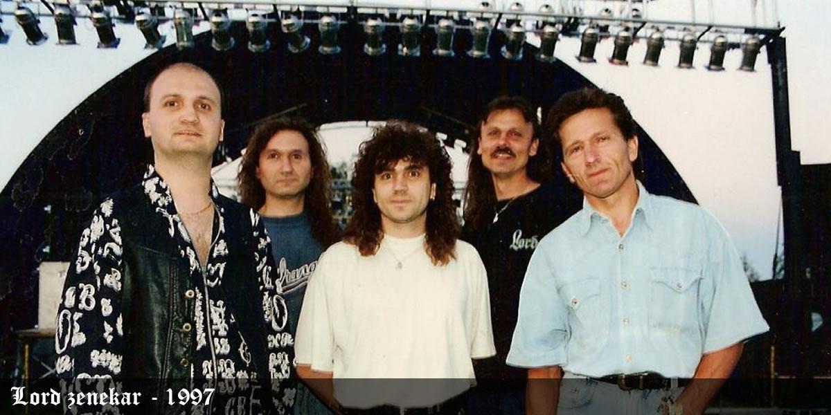 A Lord zenekar képes történelme 1997 - sbs.hu blog