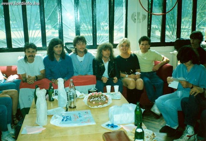 Lord Klub összejövetel 1990 - Foto: lordinfo.hu