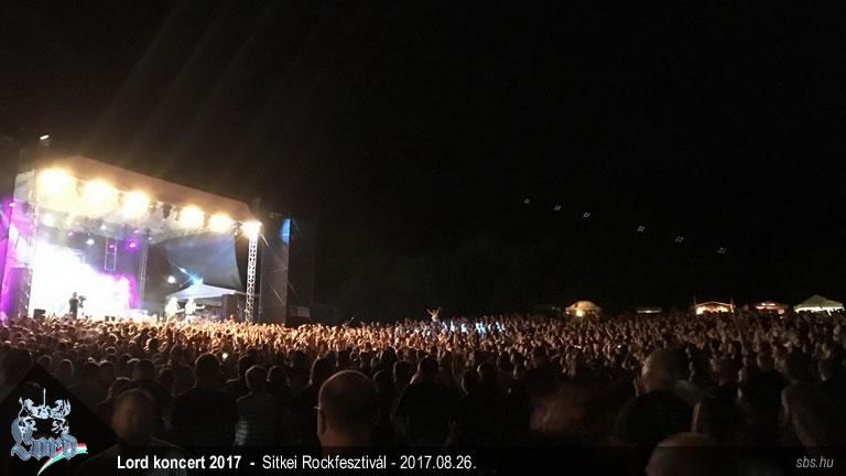 Lord koncert sitke