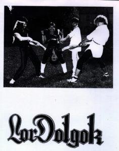 Kozma Gábor: LorDolgok - Lord rock sztori II kiadvány 1987