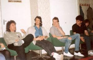 Budapesti Lord Klub - 1989