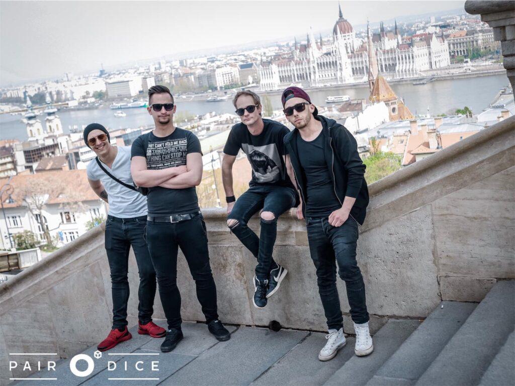 POD 2018-tól: Tagok (balról-jobbra): Szokodi Zoltán - ének,Pohl Dávid - gitár, Fördős István - dob, Szántó Tamás - basszusgitár.
