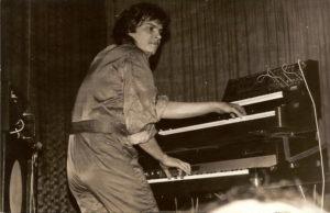Lord 1979: Török Józsi (Juszuf) az orgonáknál