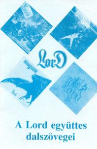 A Lord együttes dalszövegei