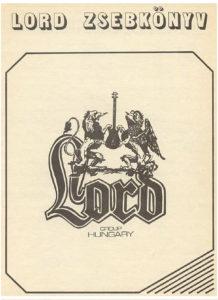 Lord újság - Lord rajongói magazin