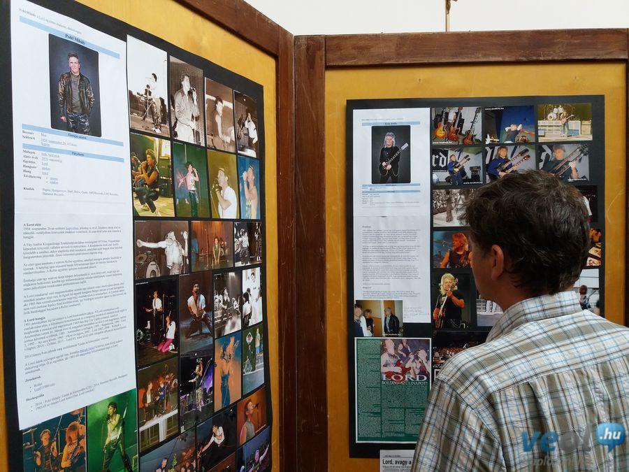Lord 45 emlék kiállítás Pápán - 2017.06.16-17.