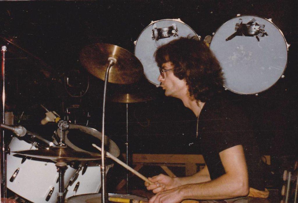 Nádas Károly (Pepszi) Lord évek - 1982