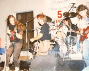 Szigyu a Sipőcz Rock Band-ben