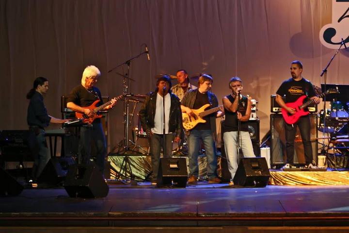 Szántai Gyula és a Sipőcz Rock Band 2006-ban
