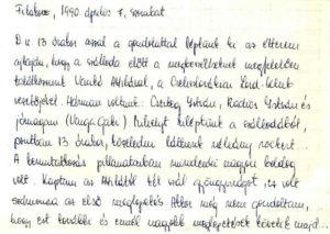 A Budapesti Lord Klub látogatása a Sávolyi Lord Klub alakuló ősszejövetelén
