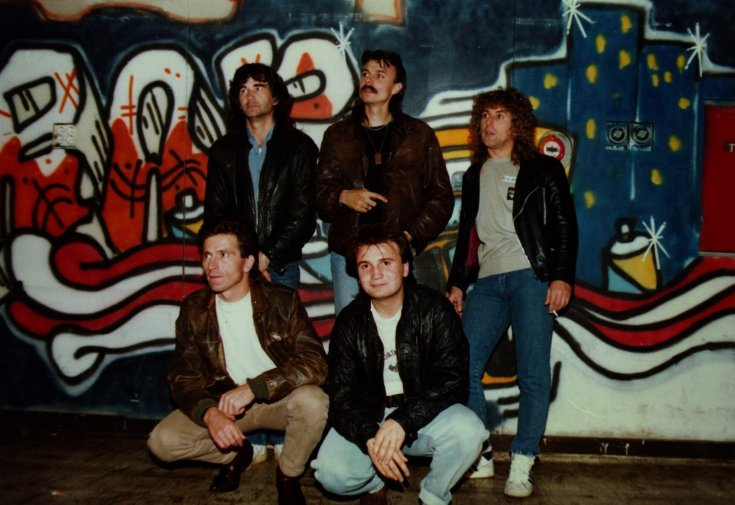 A Lord zenekar 1992-ben
