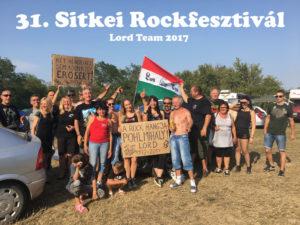 Lord Koncert - 31. Sitkei Rockfesztivál