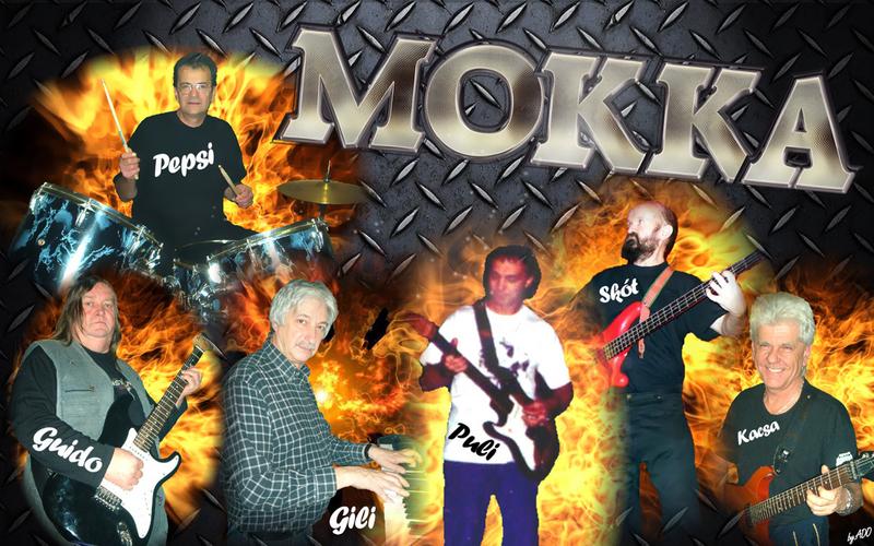 Mokka zenekar