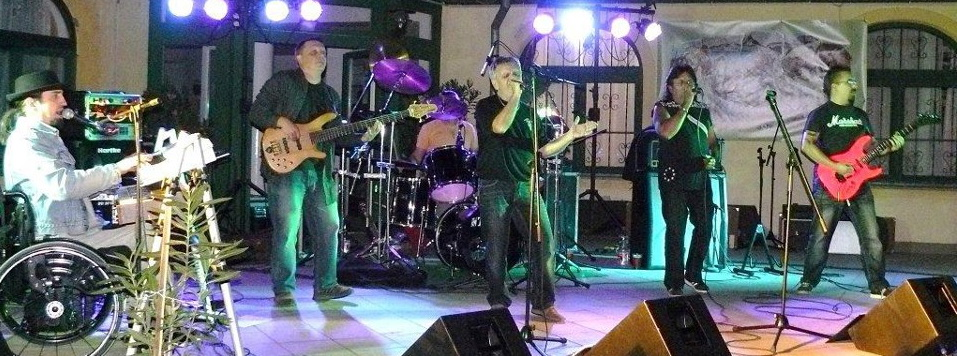 Sipőcz Rock Band 2012