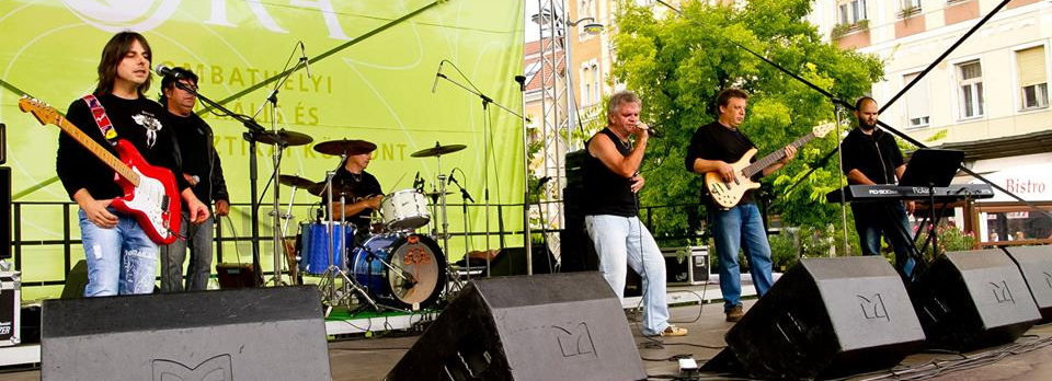 Sipőcz Rock Band 2014