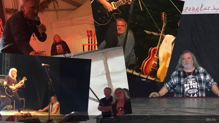 Horváth István - a Lord zenekar menedzsere