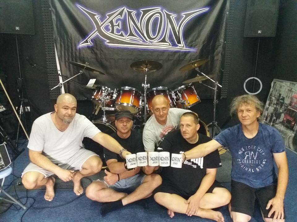 Xenon zenekar