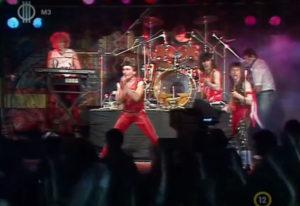 Lord zenekar - Roxinpad 1988