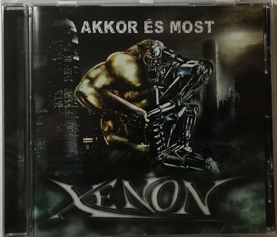 Xenon: Akkor és most album - 2017 - GR107