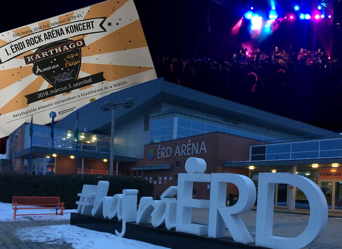 I. Érdi Rock-Aréna Fesztivál