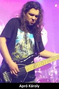 Apró Károly: basszusgitár (2005–napjainkig)