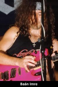 Baán Imre: gitár (1992–1999)