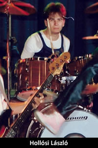 Hollósi László: dobok (1984–1989)