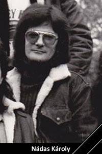 Nádas Károly: dobok (1974–1984) († 2010)