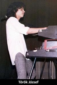 Török József: billentyűs hangszerek (1979–1984),